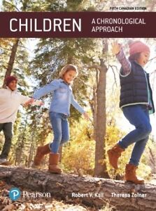 Children: A Chronological Approach (5th Canadian Ed)