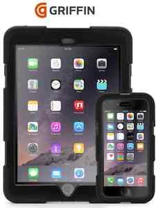 GRIFFIN SURVIVOR CASE FOR ANY iPHONE iPAD MODEL - BRAND NEW