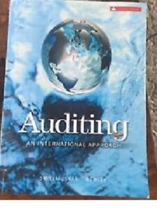 Auditing: An International approach, 7th edition Smieliauskas