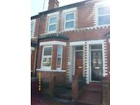 Three bedroom mid-terraced house