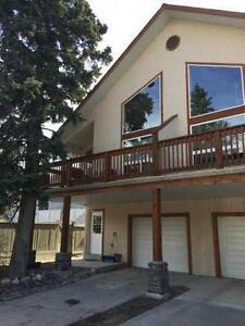 Bedroom with private bathroom in furnished 2-bdrm unit, Canmore