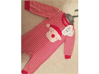 Mothercare baby girl/boy all in one 3-6 months
