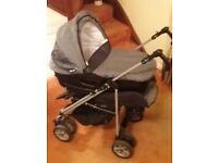 Chicco Pram/Pushchair/Car Seat/Stroller modular system