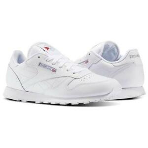 Reebok Youth Classic Leather Kids Shoes