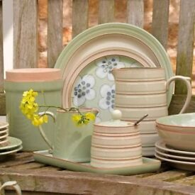 Denby Heritage Orchard and Pavilion Dining Ranges – boxed and unused
