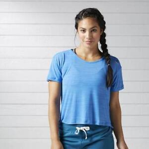 Reebok Women's Workout Ready Activchill Slub Tee