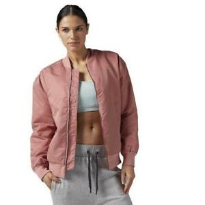 Reebok Women's Studio Favourites Bomber Jacket