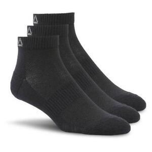 Reebok Sport Essentials Ankle Socks - 3 Pairs
