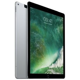 """Apple iPad Pro 12.9"""" 128gb +cellular unlocked 6 months old space grey excellent condition"""
