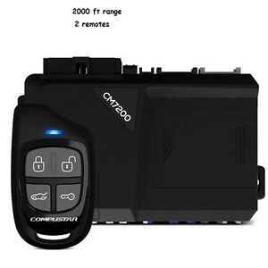 REMOTE CAR STARTER SALES AND INSTALLATION !