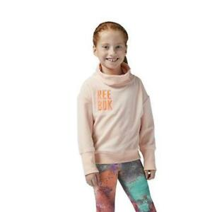 Reebok Kids Reebok Girl Squad Sweatshirt Kids