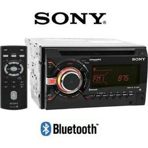 NEW SONY AUDIO SYSTEM WX900BT 232191494 WX-900BT Cd Receiver CAR STEREO BLUETOOTH Wireless Technology
