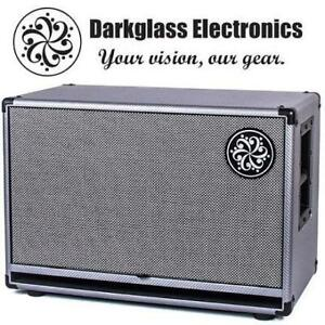 NEW* DARKGLASS BASS SPEAKER CABINET DG210C 242729589 2x10  8 OHMS