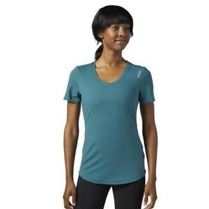 Reebok Women's Workout Ready Short Sleeve Tee