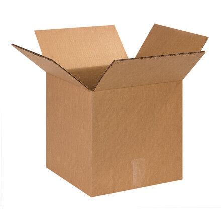 """13 x 13 x 13"""" Double Wall Boxes - 15 Per Bundle"""