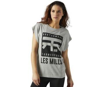 Reebok Women's LES Mills Bodycombat Tee