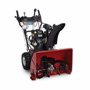 *** SNOWBLOWERS Large to Small new 2017 ***