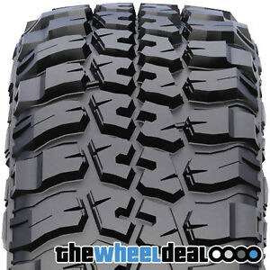 285/75R16 126Q Federal Couragia Mud Terrain MT located in Melbourne - NEW 10 PLY