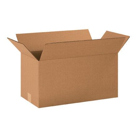 """20 x 10 x 10"""" Long Corrugated Boxes - 25 Per Bundle"""