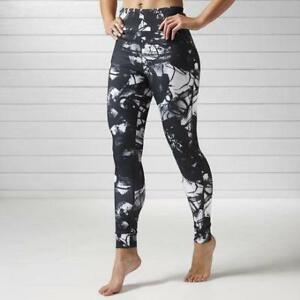 Reebok Women's Studio Favorites Midnight Ink Legging