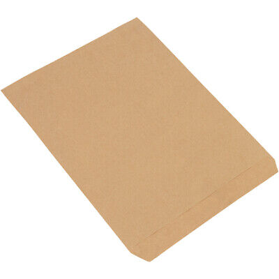 12 X 15 Inches Kraft Flat Merchandise Paper Mailer Envelopes Bags - Pack Of 1000