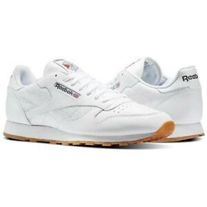 Reebok Men's Classic Leather Shoes