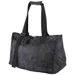 Reebok Women's Lead & Go Graphic Grip Duffle Bag