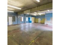 Huge Light Industrial Workshop | Rolling Monthly Contract | Kingsland House 3