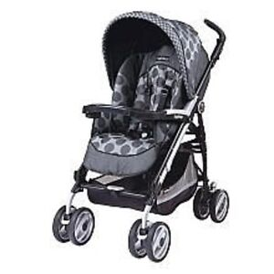 Peg Perego Book Classico Stroller - Grey - Like New