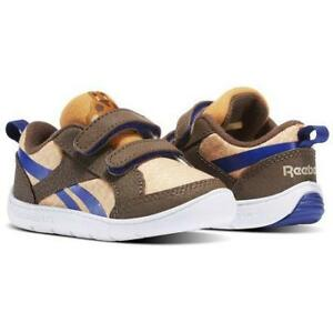 Reebok Infants Ventureflex Critter Feet Kids Shoes