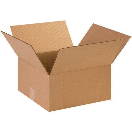 "14 x 14 x 7"" Corrugated Boxes - 25 Per Bundle"