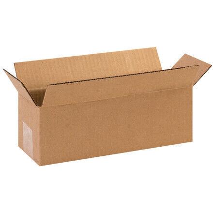 """12 x 5 x 5""""  Long Corrugated Boxes - 25 Per Bundle"""
