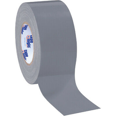3 X 60 Yds. Silver 3 Pack Tape Logic 10 Mil Duct Tape - 3 Per Case