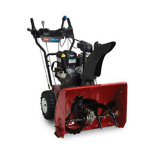 +++++ TORO 724OE Snowblower 2015 NEW  +++++