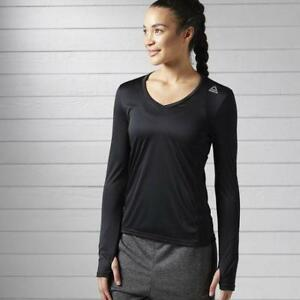 Reebok Women's Running Essentials Long Sleeve Shirt