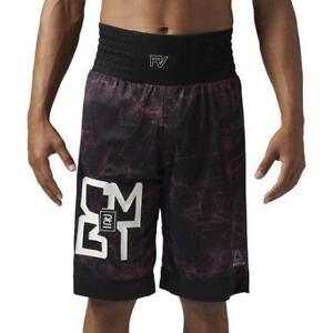 Reebok Men's Reebok Combat Prime Boxing Shorts