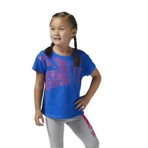 Reebok Kids Workout Ready Tee Kids