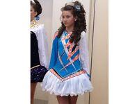 Beautiful Irish dancing dress by Jo Batley