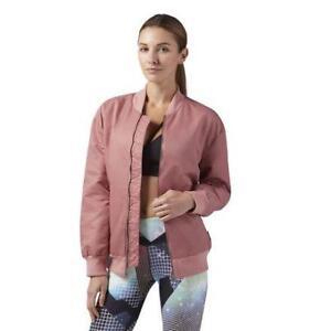 Reebok Women's Studio Favourites Bomber Jacket