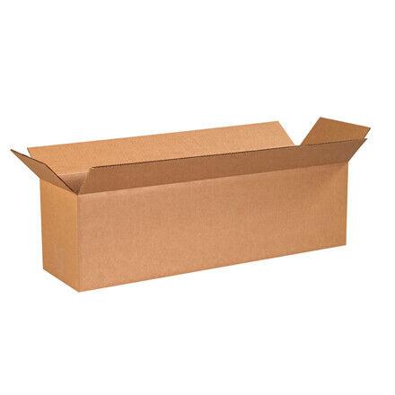 """28 x 8 x 8"""" Long Corrugated Boxes - 25 Per Bundle"""