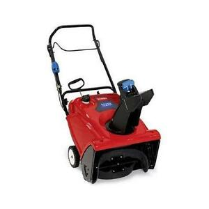 ++++ New 2015 Toro 721qze w/elec start Snowthrower ++++