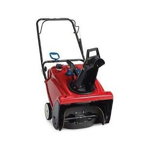 ++++ new 2016 TORO Snow thrower 721R pull start++++