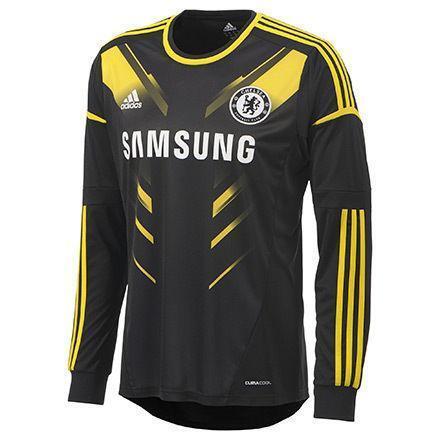 Chelsea Jersey  English Clubs  7f27d01edfba7