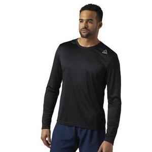 Reebok Men's Running Long Sleeve Shirt