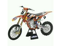 Wanted motocross toys