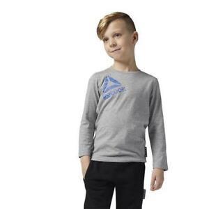 Reebok Kids Essential Long Sleeve Tee Kids
