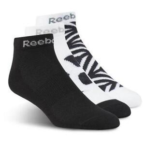 Reebok Men's Run Club Sock - 3 Pair