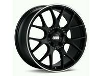 "NEW 18"" BBS MOTORSPORT CHR ALLOY WHEELS X4 BOXED 5X112 GOLF MK5 MK6 MK7 AUDI TT A3 A4"