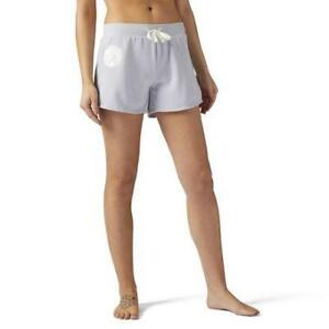 Reebok Women's LES Mills French Terry 10 cms Shorts