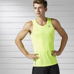 Reebok Men's Running Singlet